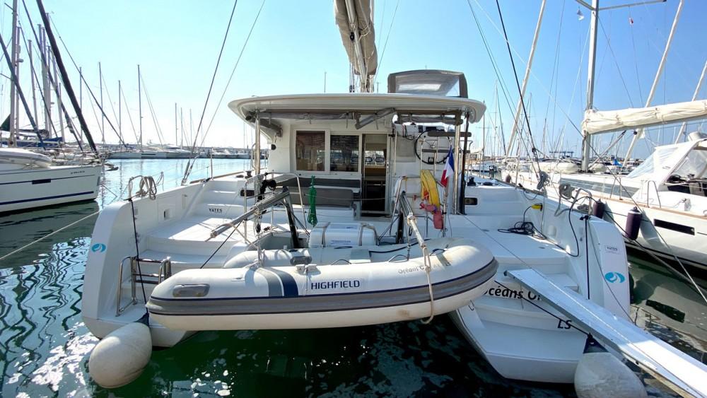 Noleggio barche Lagoon Lagoon 39 Can Pastilla su Samboat