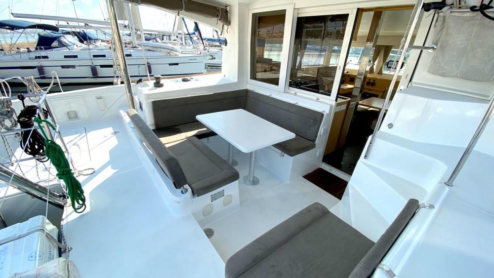 noleggio Catamarano Can Pastilla - Lagoon Lagoon 39