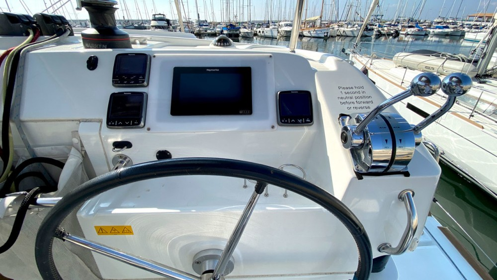 Noleggio barche Can Pastilla economico Lagoon 39