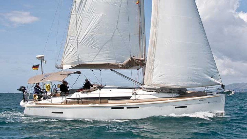 Noleggiare un'Jeanneau Sun Odyssey 409 Palma