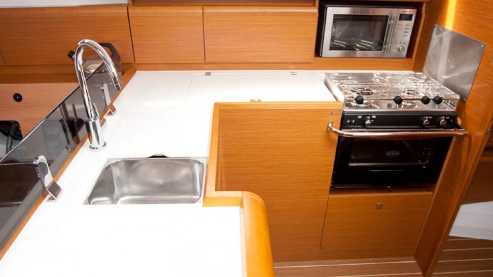 Noleggio barche Palma economico Sun Odyssey 409