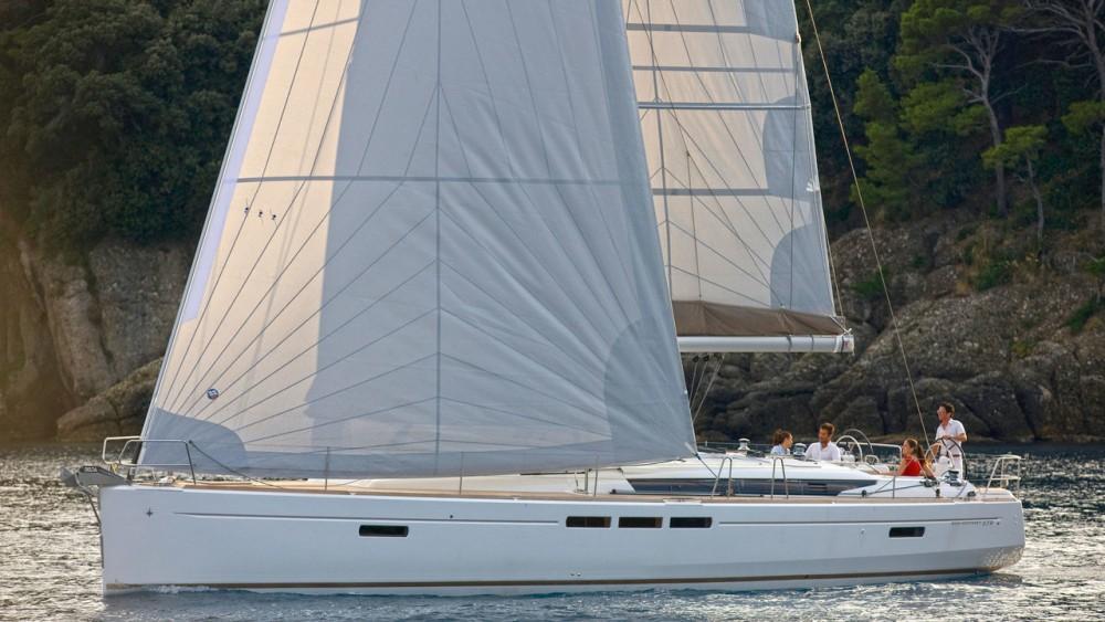 Noleggio barche  economico Sun Odyssey 519
