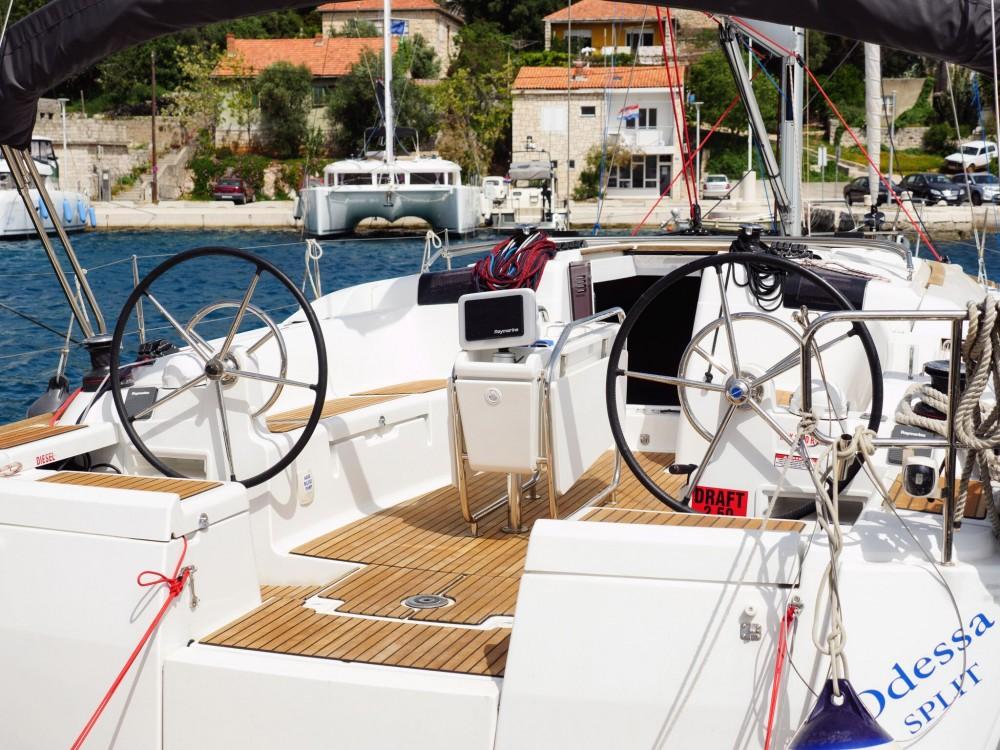 noleggio Barca a vela Rogač - Jeanneau Sun Odyssey 449