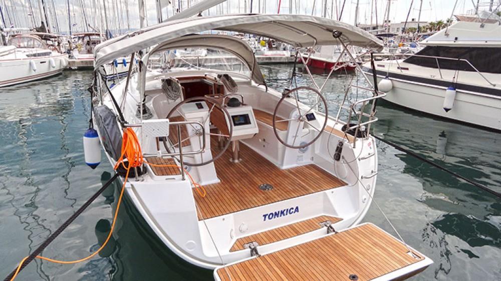 Noleggio yacht Spalato - Bavaria Cruiser 34 su SamBoat