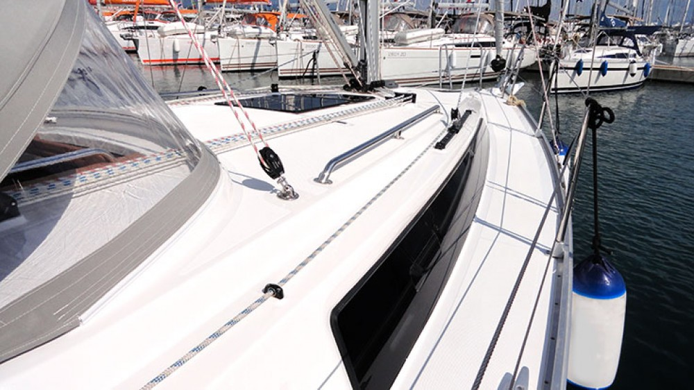 Noleggio barche Bavaria Cruiser 34 Spalato su Samboat