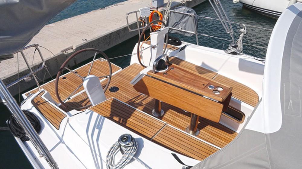 Bavaria Cruiser 34 tra personale e professionale Spalato