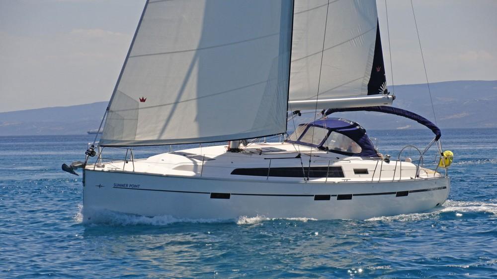 Noleggio yacht Spalato - Bavaria Cruiser 46 su SamBoat