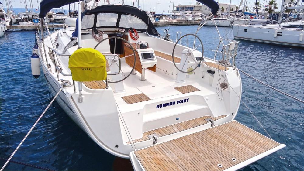 Bavaria Cruiser 46 tra personale e professionale Spalato
