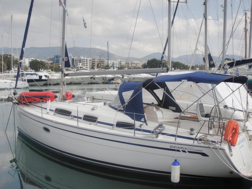 Noleggio barche Peloponneso economico Cruiser 34
