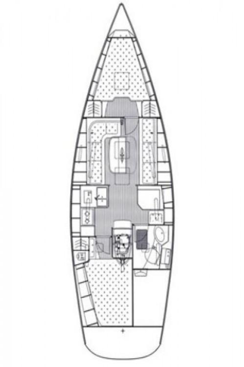 noleggio Barca a vela Peloponneso - Bavaria Cruiser 34