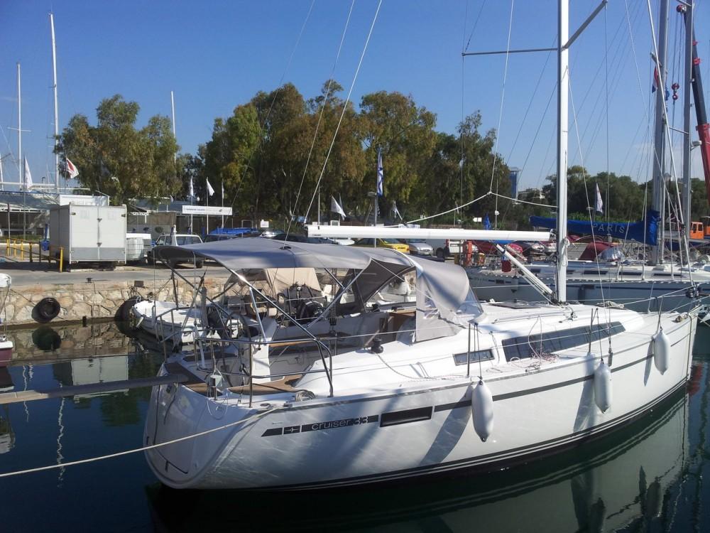 Noleggiare un'Bavaria Cruiser 33 Peloponneso