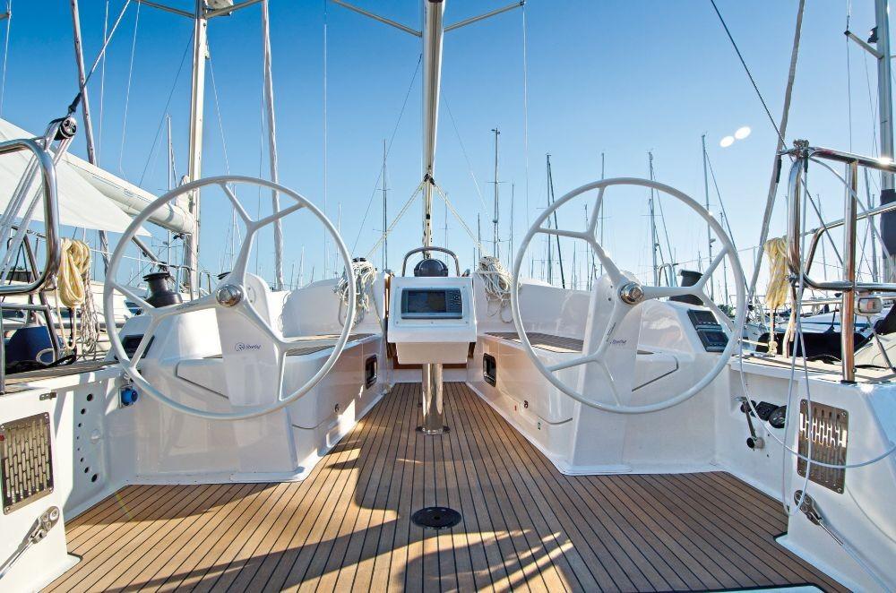 noleggio Barca a vela Peloponneso - Bavaria Cruiser 37