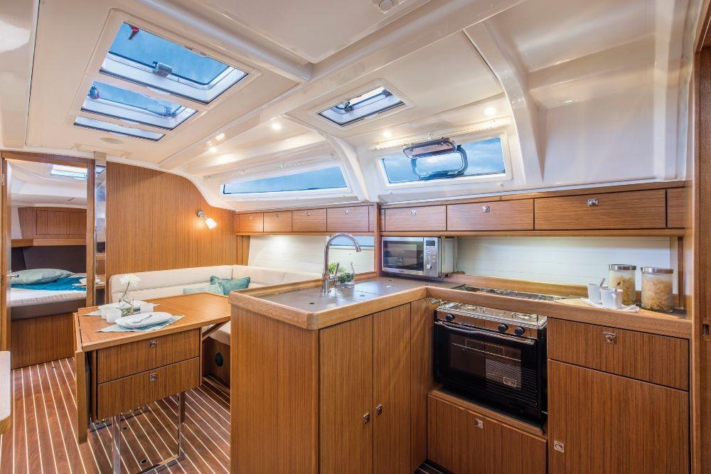 Noleggio barche Peloponneso economico Cruiser 37