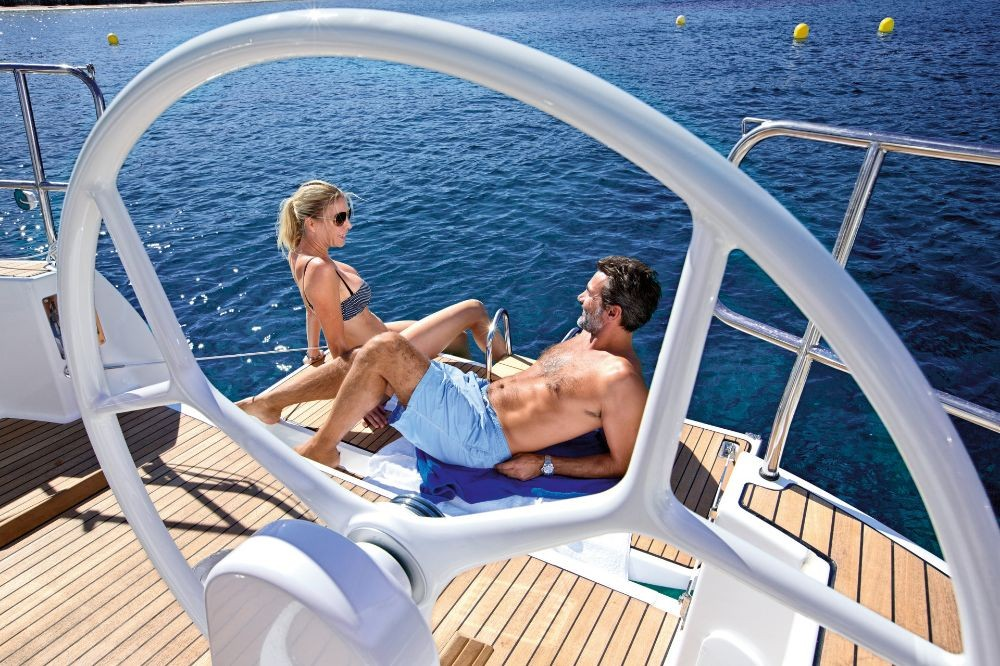 Noleggio barche Leucade economico Cruiser 37