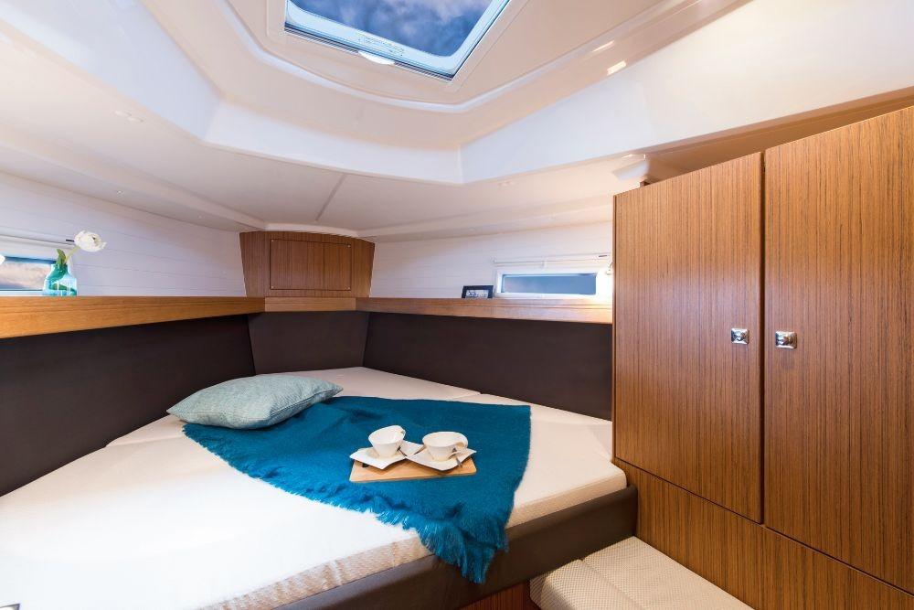 Bavaria Cruiser 37 tra personale e professionale Leucade