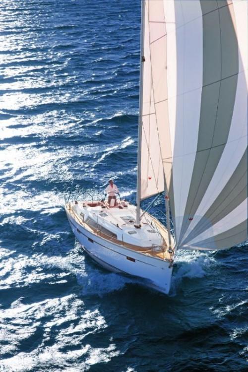 Bavaria Cruiser 41 tra personale e professionale Leucade