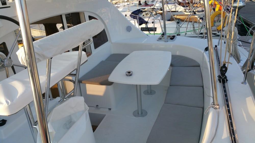 Noleggio barche Leucade economico Lagoon 380 S2