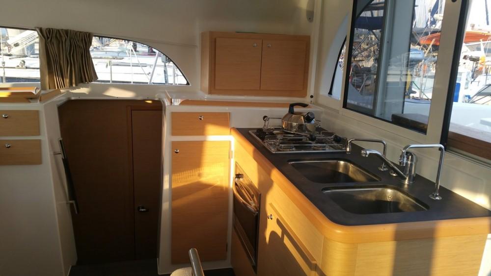 Noleggio yacht Leucade - Lagoon Lagoon 380 S2 su SamBoat