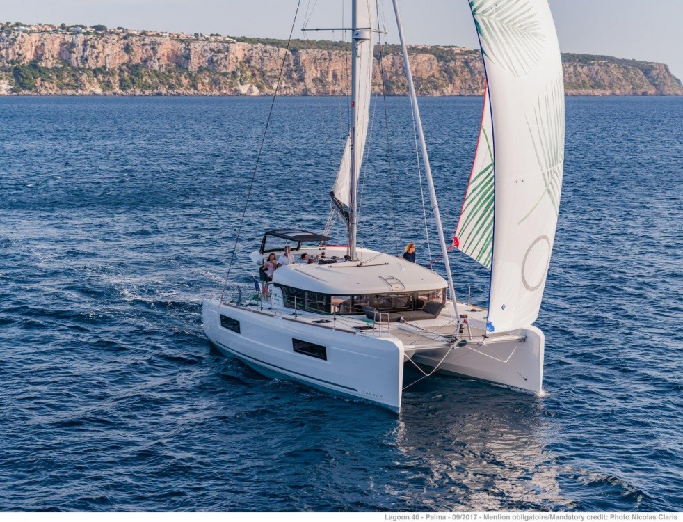 Noleggio yacht Leucade - Lagoon Lagoon 40 su SamBoat