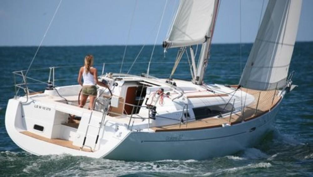 noleggio Barca a vela Peloponneso - Bénéteau Oceanis 37