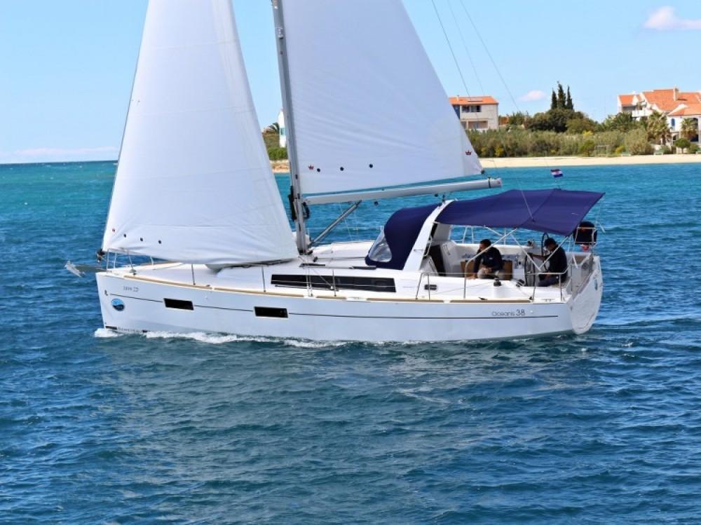 Noleggio barche Peloponneso economico Oceanis 38.1