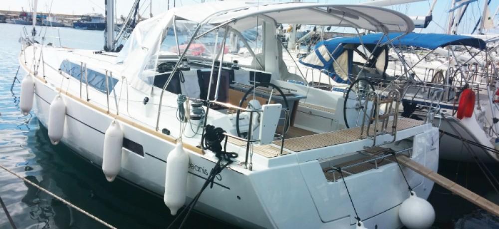 Noleggio Barca a vela con o senza skipper Bénéteau Peloponneso