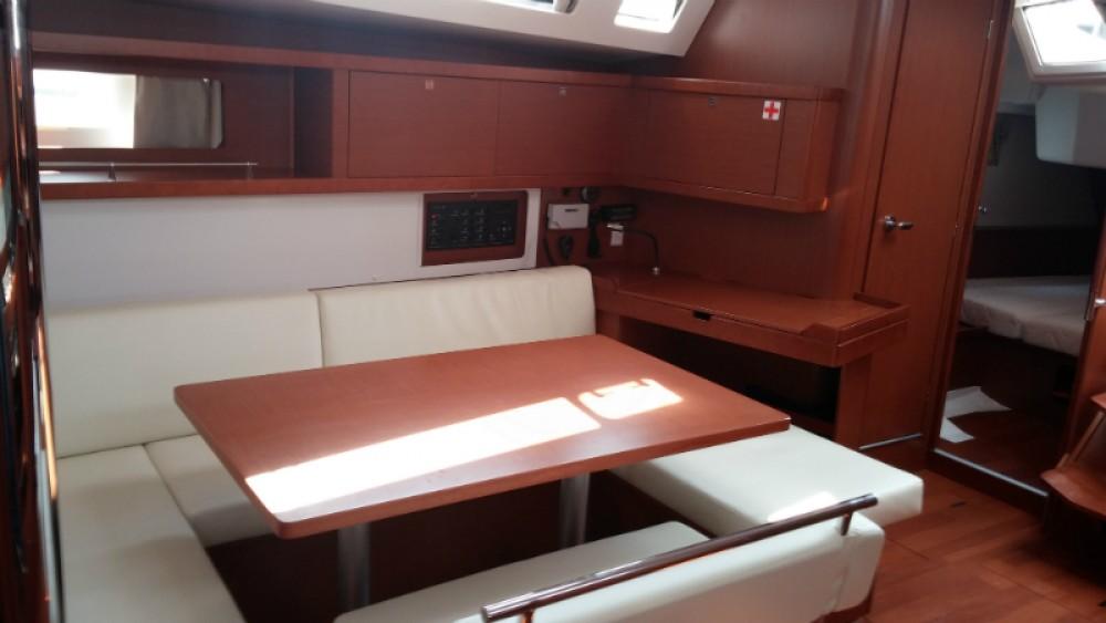 Noleggio barche Peloponneso economico Oceanis 45