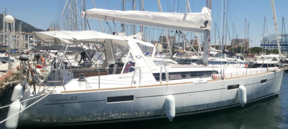 Noleggio yacht Peloponneso - Bénéteau Oceanis 45 su SamBoat