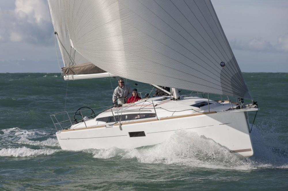 noleggio Barca a vela Peloponneso - Jeanneau Sun Odyssey 349