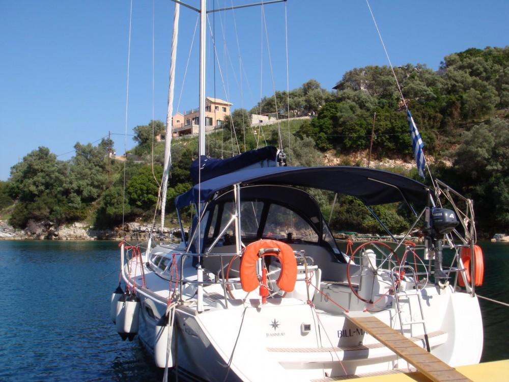 Noleggio yacht Leucade - Jeanneau Sun Odyssey 42i su SamBoat