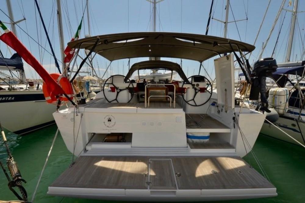 Noleggio barche Cecina economico Dufour 520 Grand Large