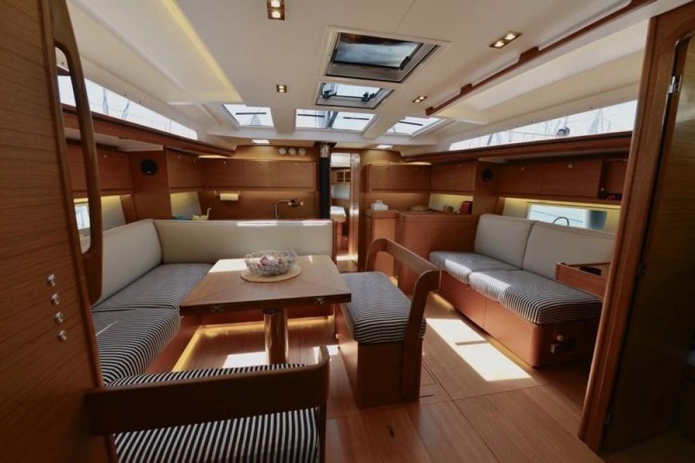 noleggio Barca a vela Cecina - Dufour Dufour 520 Grand Large