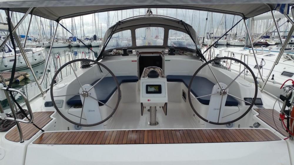 Bavaria Cruiser 46 tra personale e professionale Peloponneso