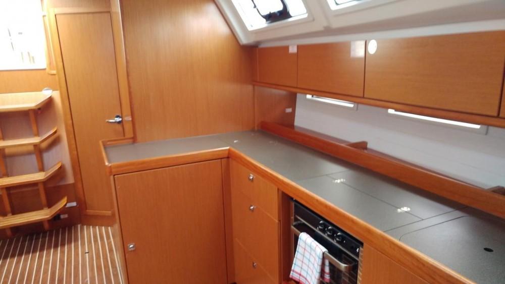 Noleggio barche Peloponneso economico Cruiser 46