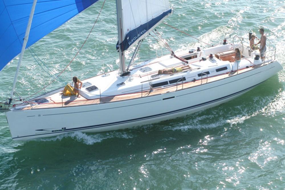 Noleggio barche Calcara economico Dufour 455 Grand Large