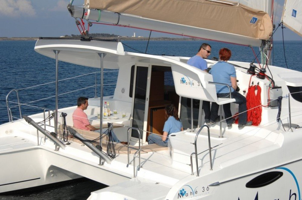 Noleggio barche Fountaine Pajot Mahe 36 Evolution Fethiye su Samboat