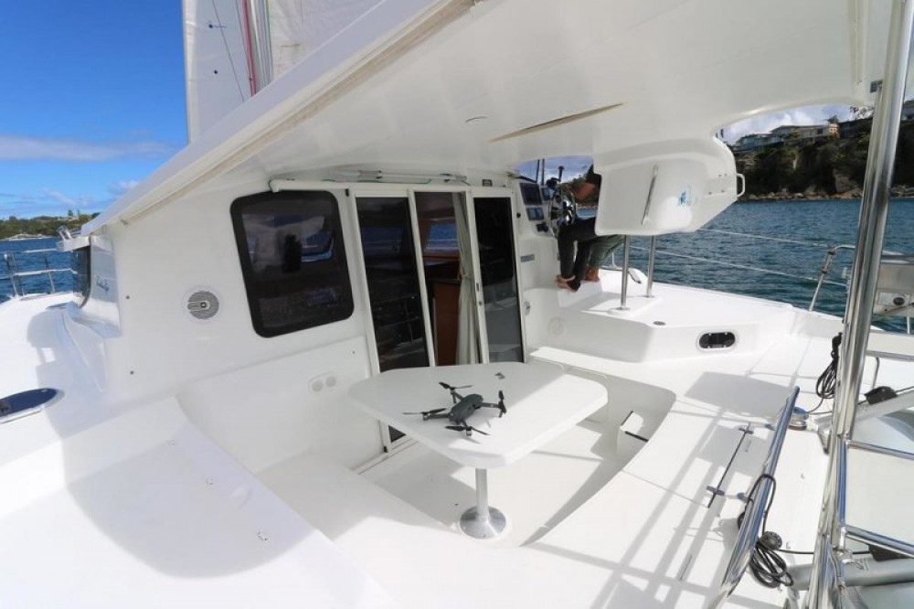 Noleggio yacht Fethiye - Fountaine Pajot Mahe 36 Evolution su SamBoat