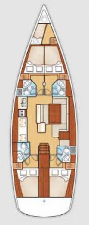 Noleggio Barca a vela con o senza skipper Bénéteau Peloponnese