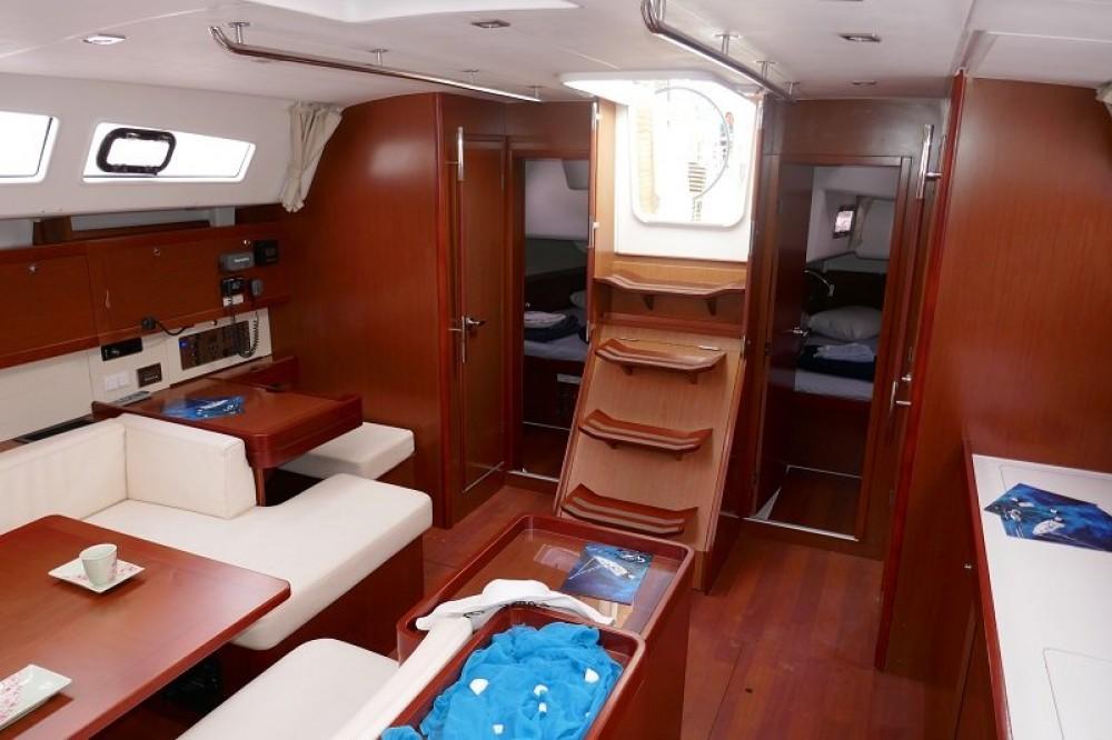 Noleggio barche Peloponnese economico Oceanis 50