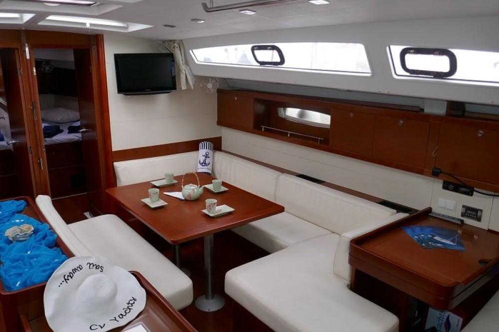Noleggio yacht Peloponnese - Bénéteau Oceanis 50 su SamBoat