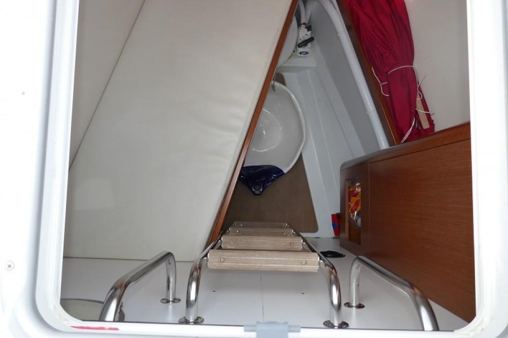 Noleggio barche Bénéteau Oceanis 50 Peloponnese su Samboat
