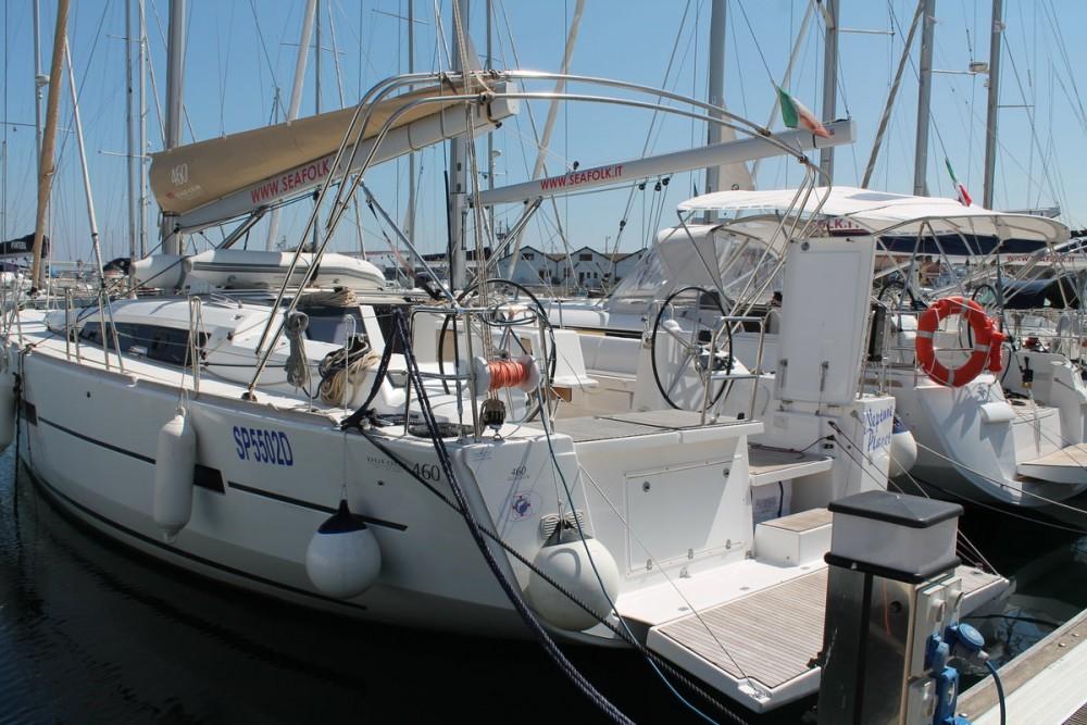 Noleggio barche Marsala economico Dufour 460 Grand Large