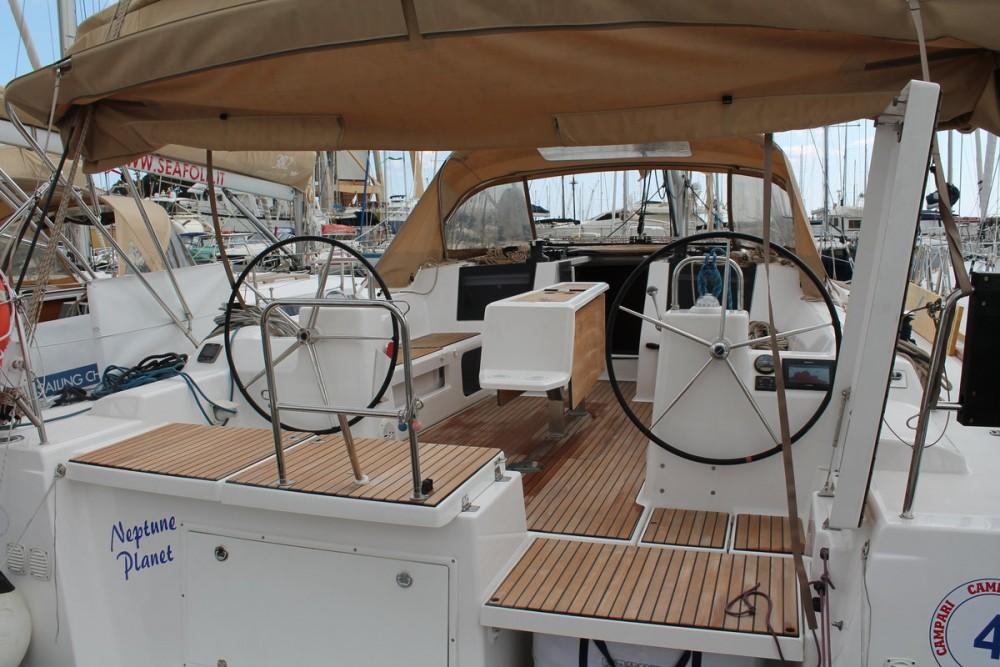 Noleggio barche Dufour Dufour 460 Grand Large Marsala su Samboat