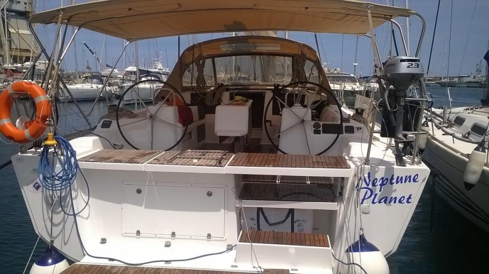 Noleggio Barca a vela con o senza skipper Dufour Marsala