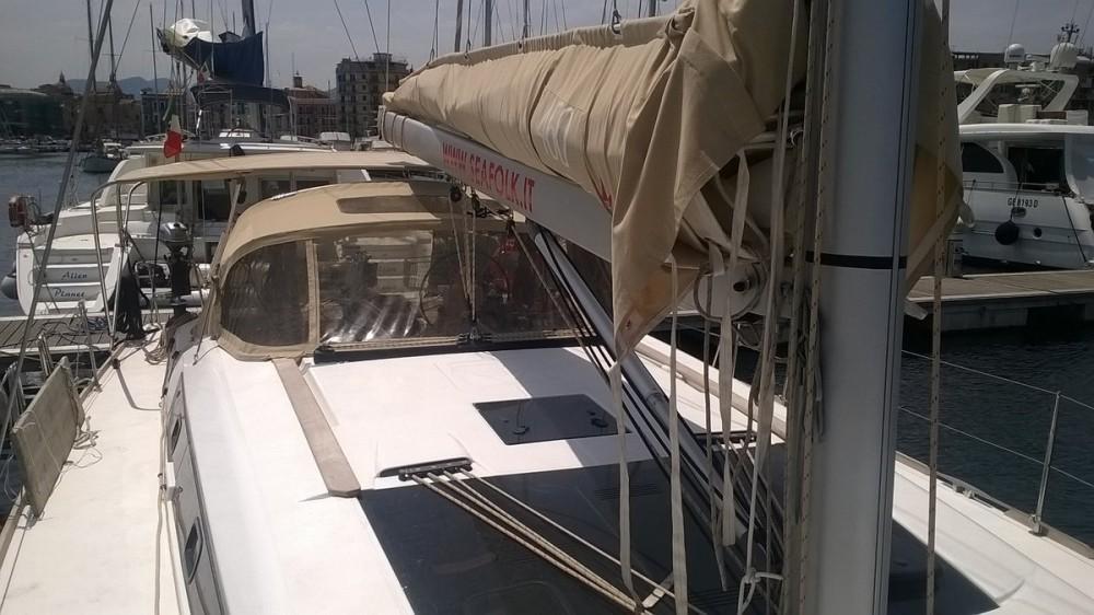 noleggio Barca a vela Marsala - Dufour Dufour 460 Grand Large