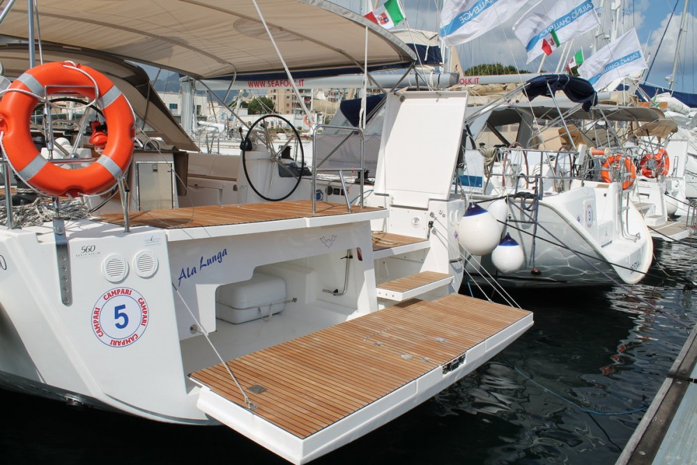 noleggio Barca a vela Palermo - Dufour Dufour 560 Grand Large