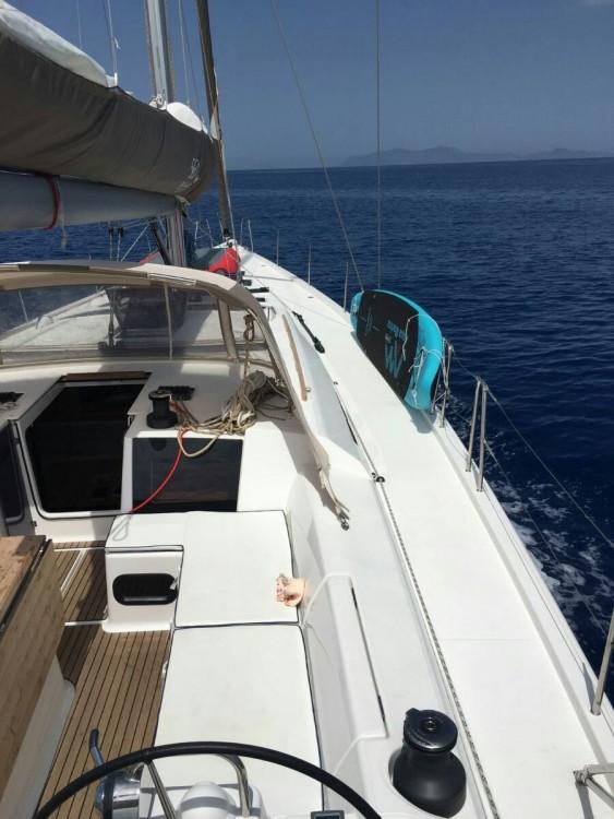 Noleggio barche Dufour Dufour 560 Grand Large Palermo su Samboat