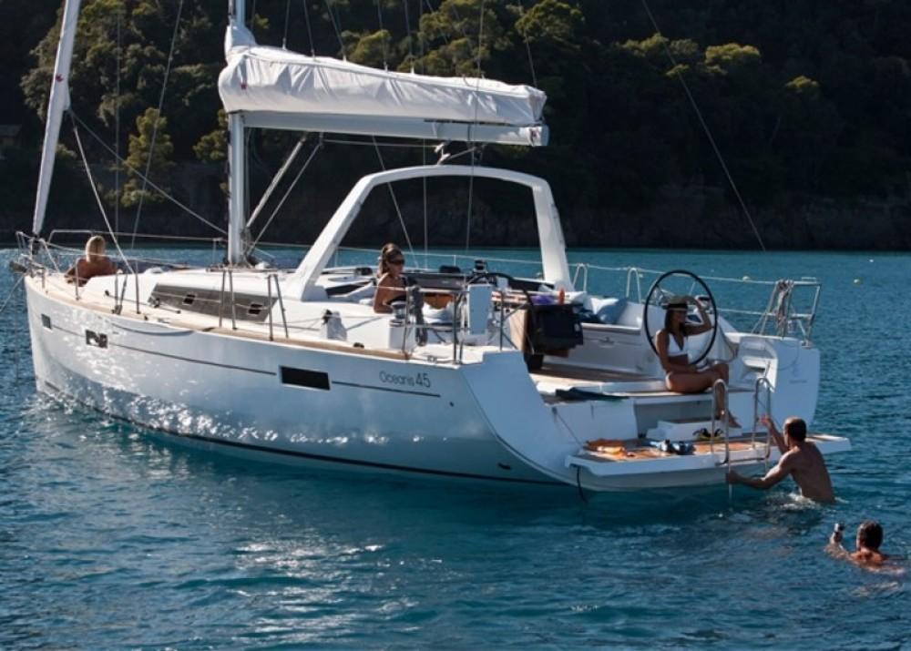 noleggio Barca a vela Palermo - Bénéteau Oceanis 45