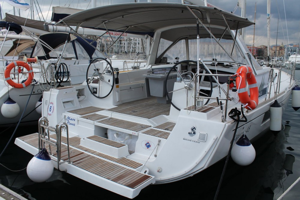 noleggio Barca a vela Marsala - Bénéteau Oceanis 48