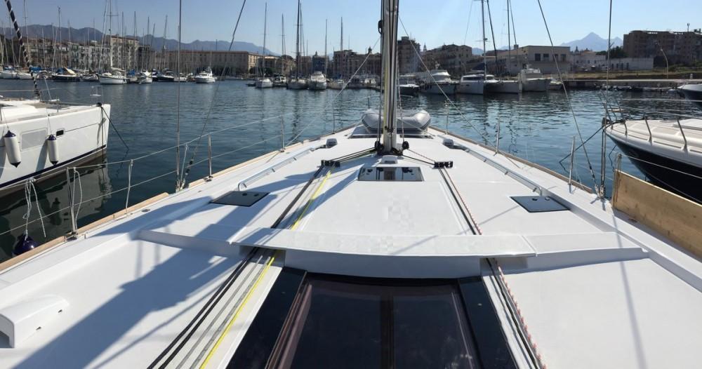 Noleggio yacht Marsala - Bénéteau Oceanis 48 su SamBoat